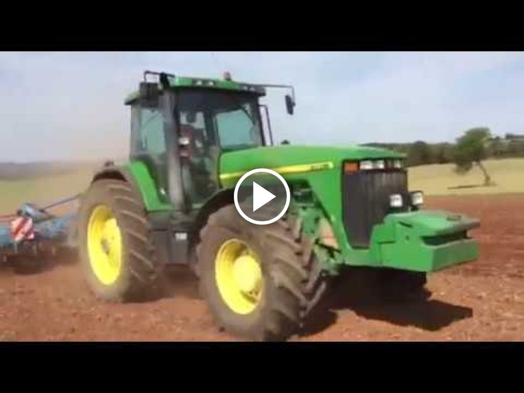 Wideo John Deere 8300