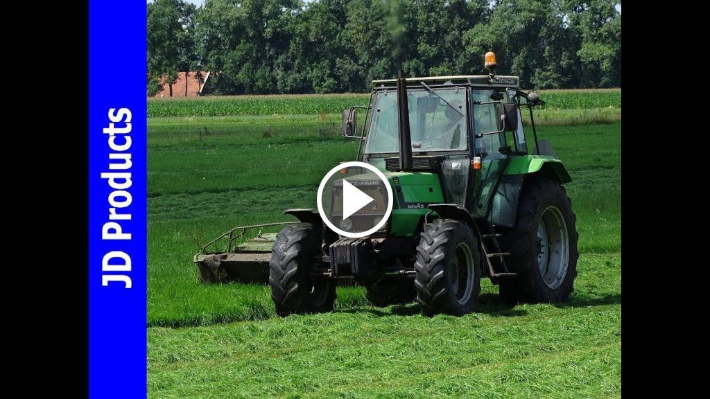 Wideo Deutz-Fahr Agroprima 4.31