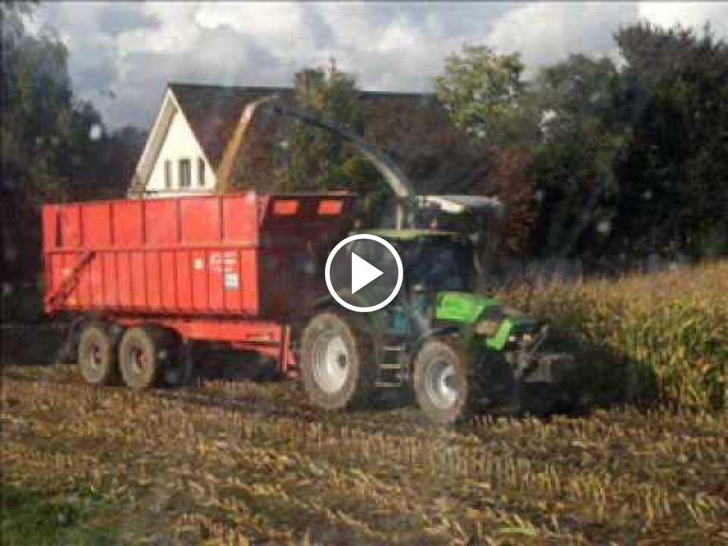 Видео Deutz-Fahr Agrotron TTV 1160