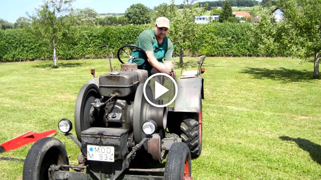 Video Fendt Dieselross F18