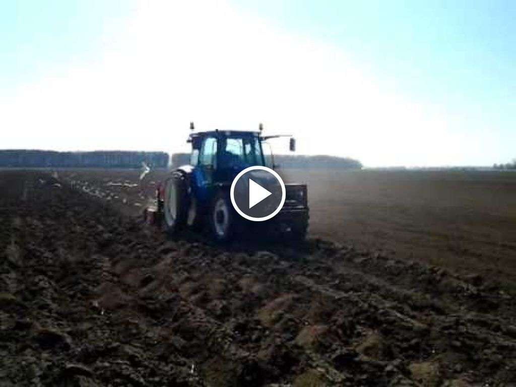 Video New Holland T 5060