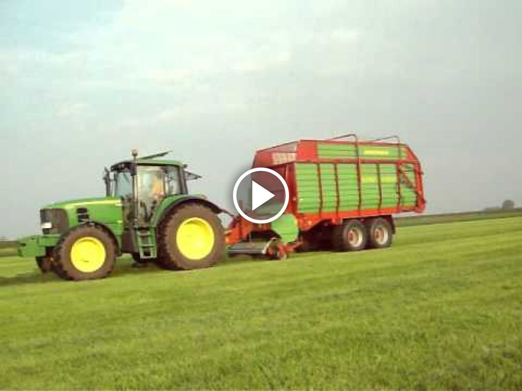 Wideo John Deere 6534