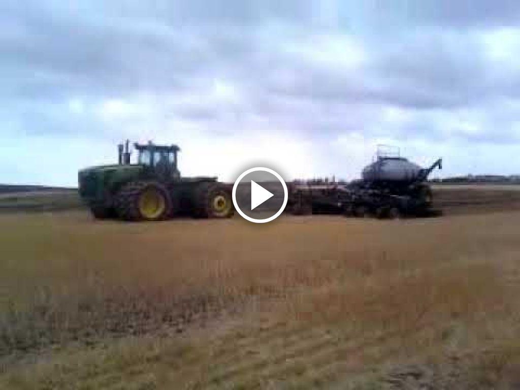 Wideo John Deere 9430