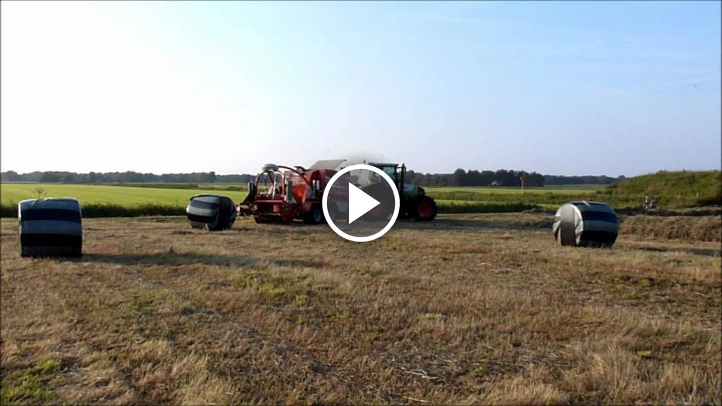 Video Claas Ares 656