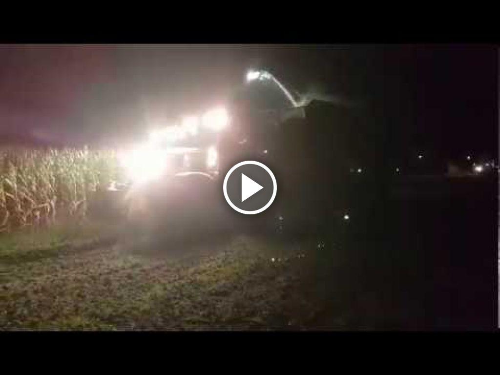 Video Claas Jaguar 970
