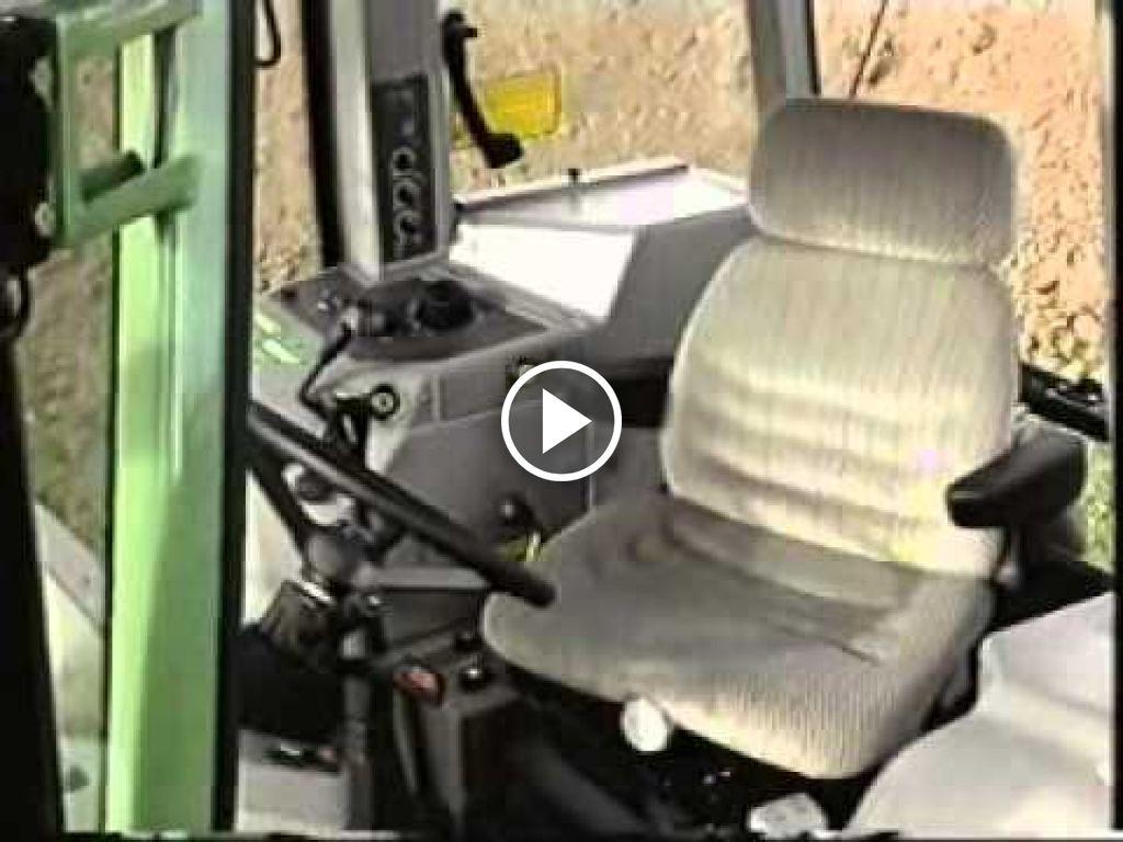 Wideo Fendt 500 Serie