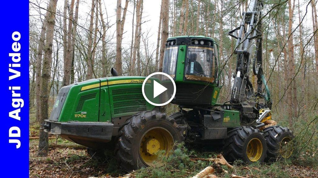 Video John Deere 1170