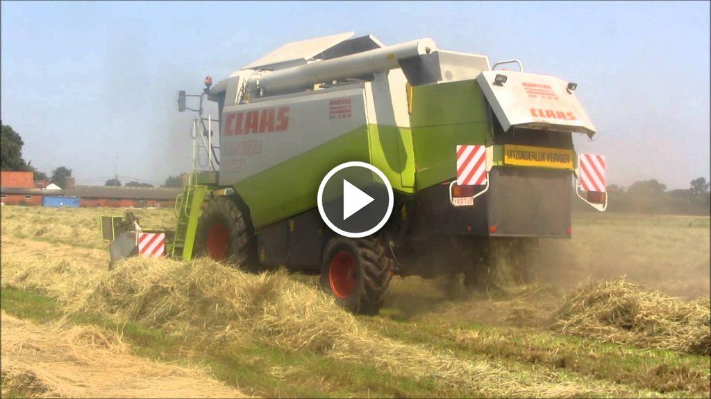 Video Claas Lexion 405