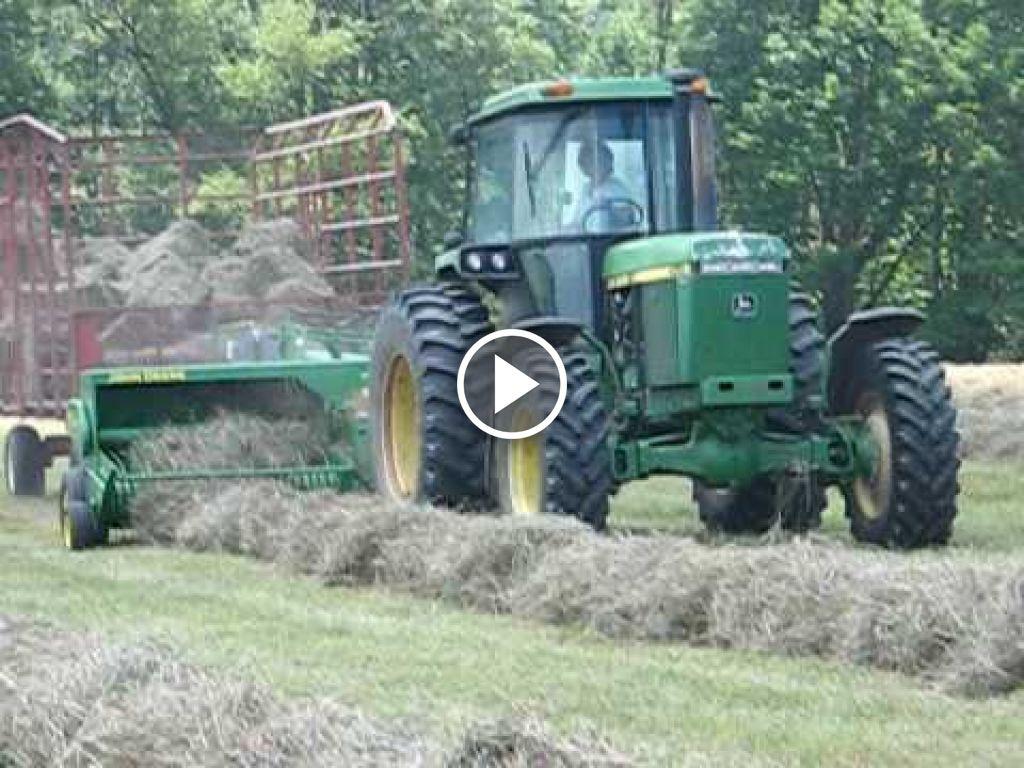 Wideo John Deere 4455