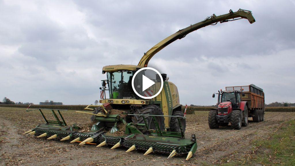 Video Krone Big X 850