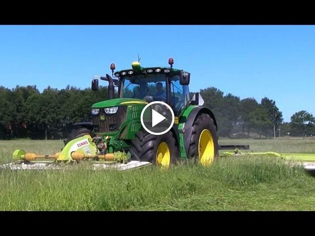 Wideo John Deere 6210R