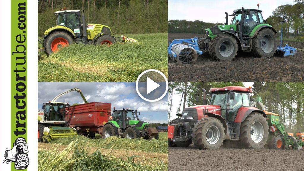 Video Deutz-Fahr Agrotron 6.15