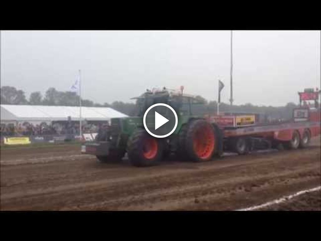 Video Fendt 600 LS(A)