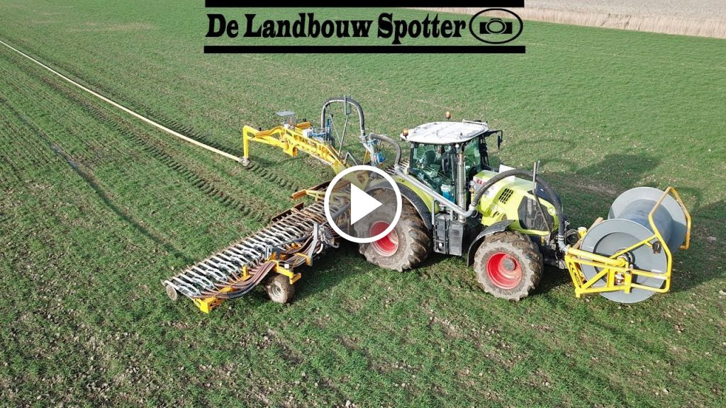Video Claas Arion