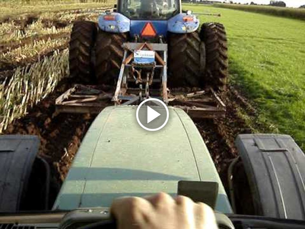 Video New Holland TG 255
