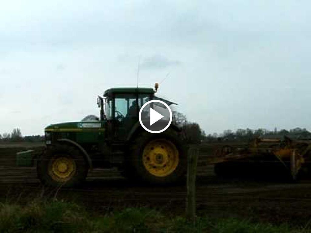 Wideo John Deere 7410