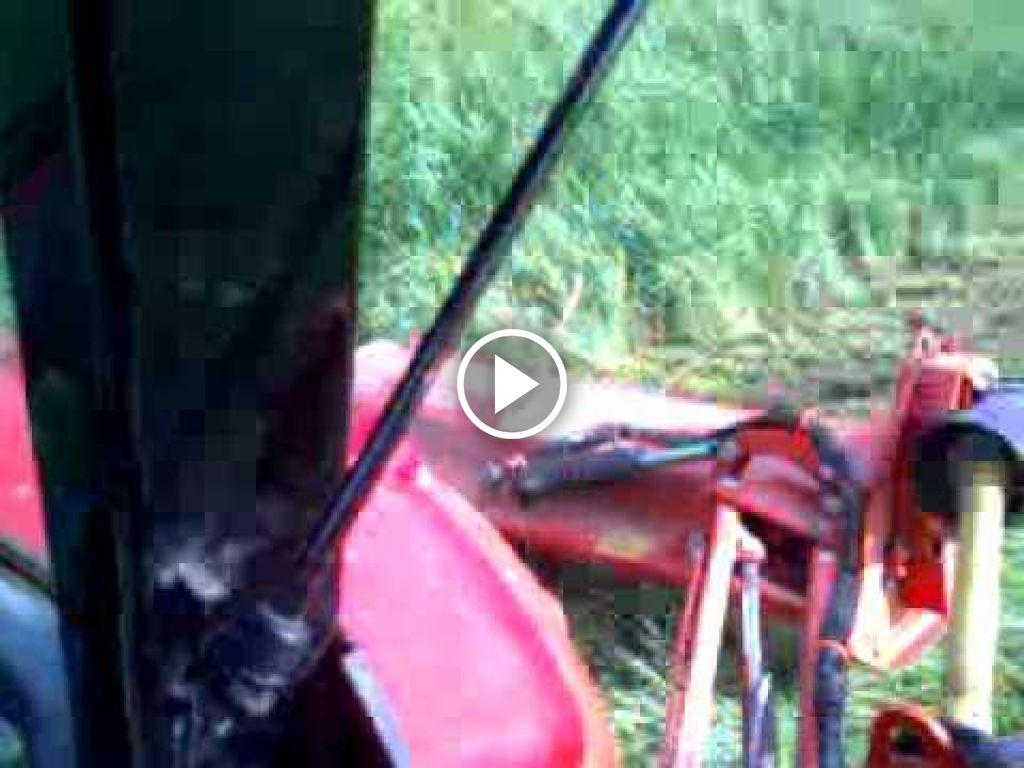 Vidéo Massey Ferguson 5455