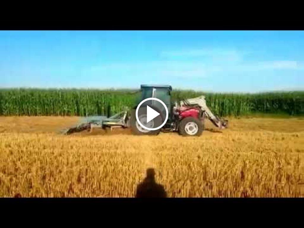 Vidéo Massey Ferguson 3625