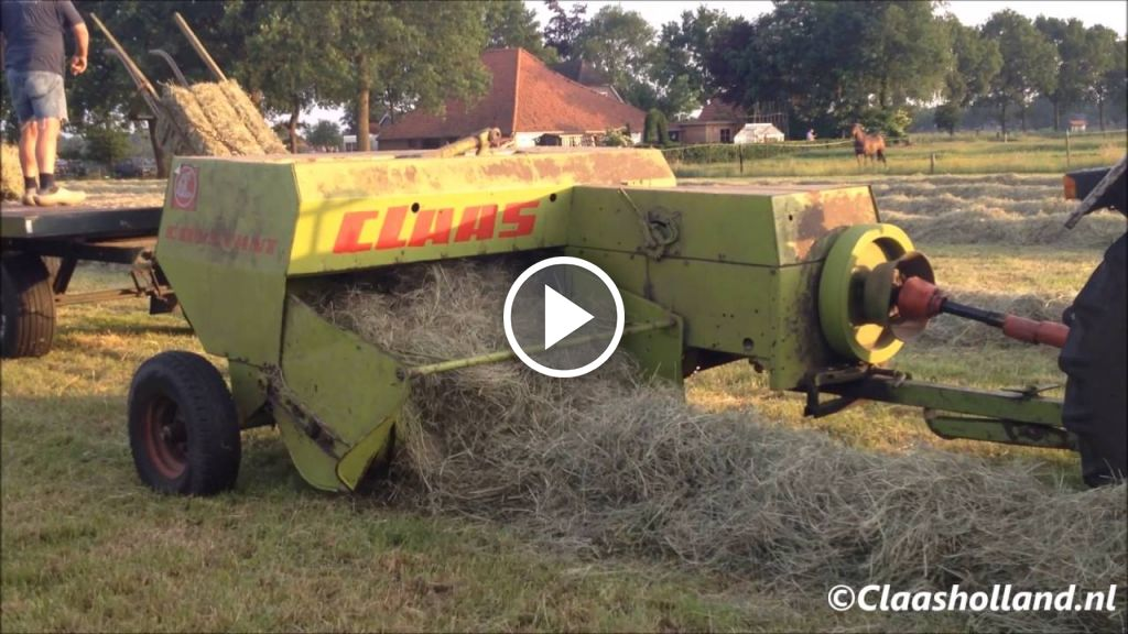 Video Claas Constant Pers
