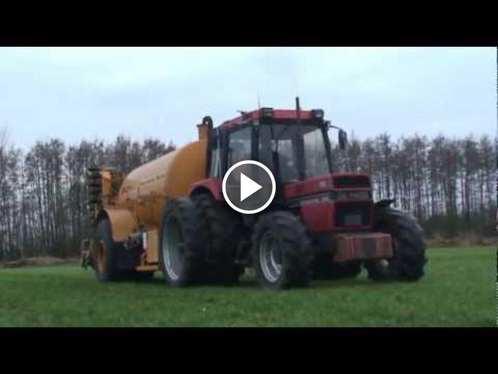 Video Case International 844 XL