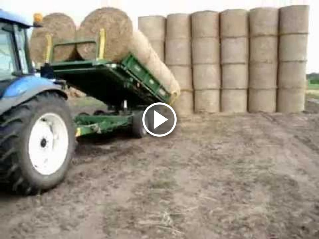 Video New Holland TD 5030