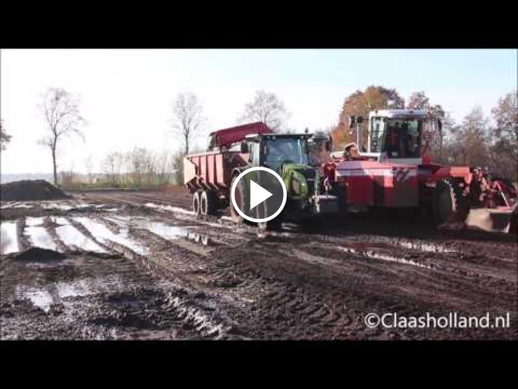Video Claas Arion 640