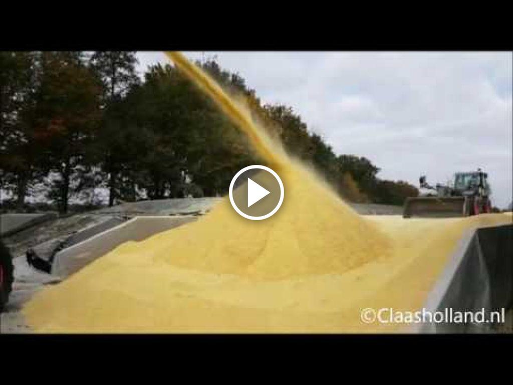Video Claas Jaguar 850 2014