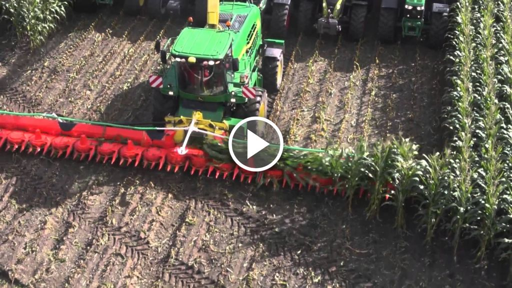 Video John Deere 7980i ProDrive