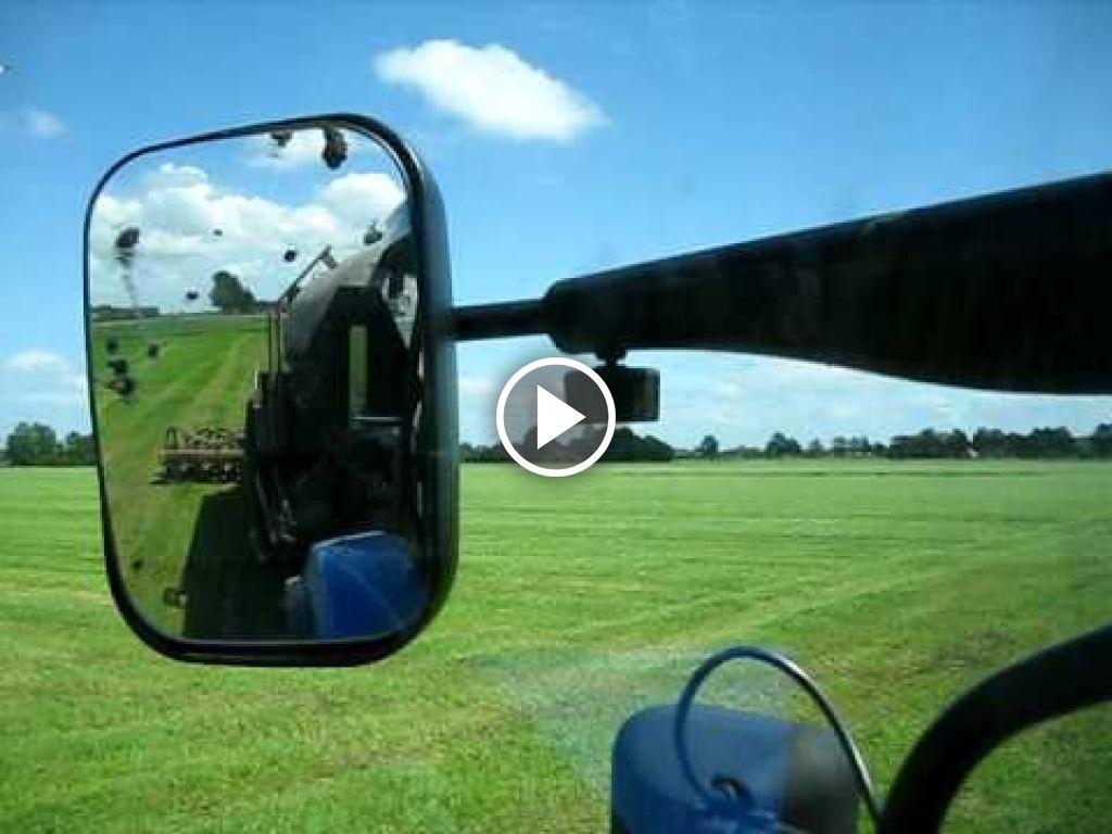 Video New Holland T 6080 Gen2