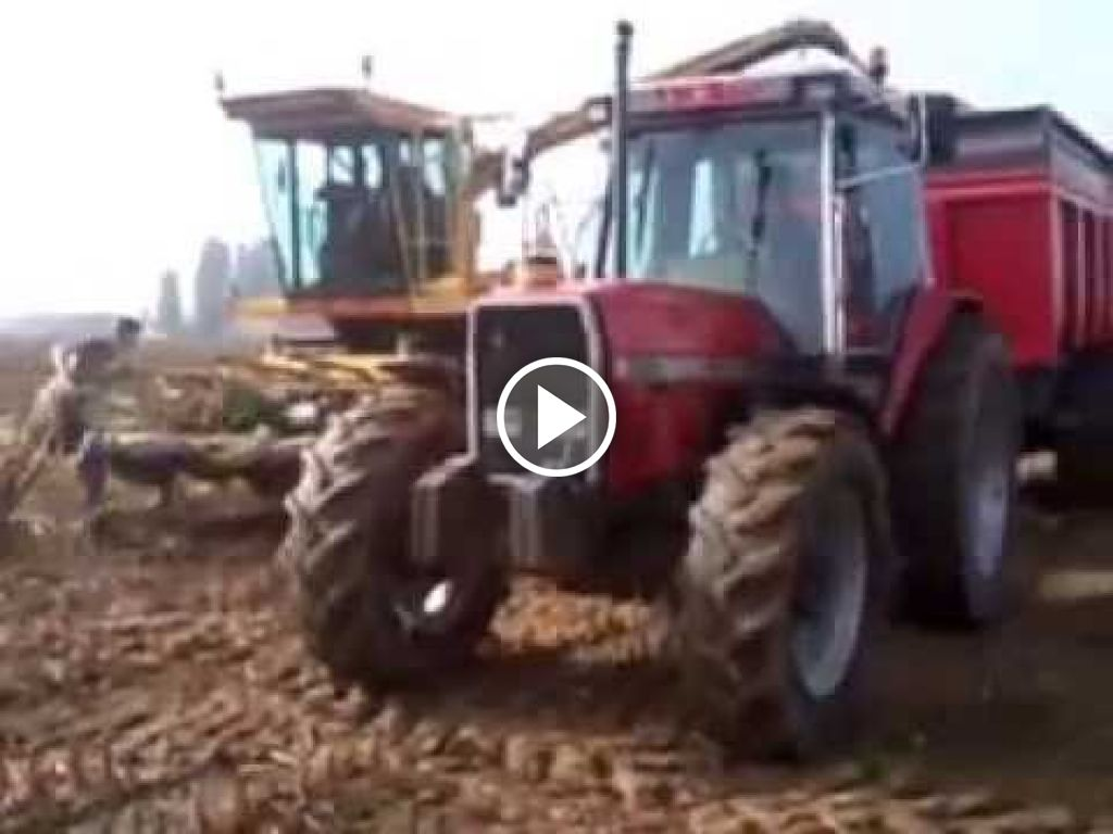 Video New Holland 2205