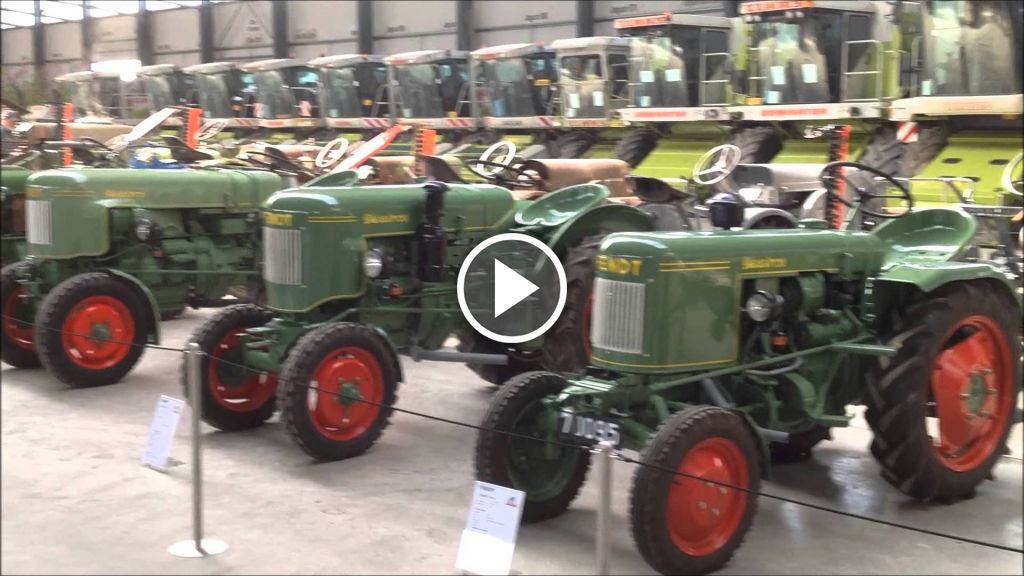 Video Fendt Dieselross