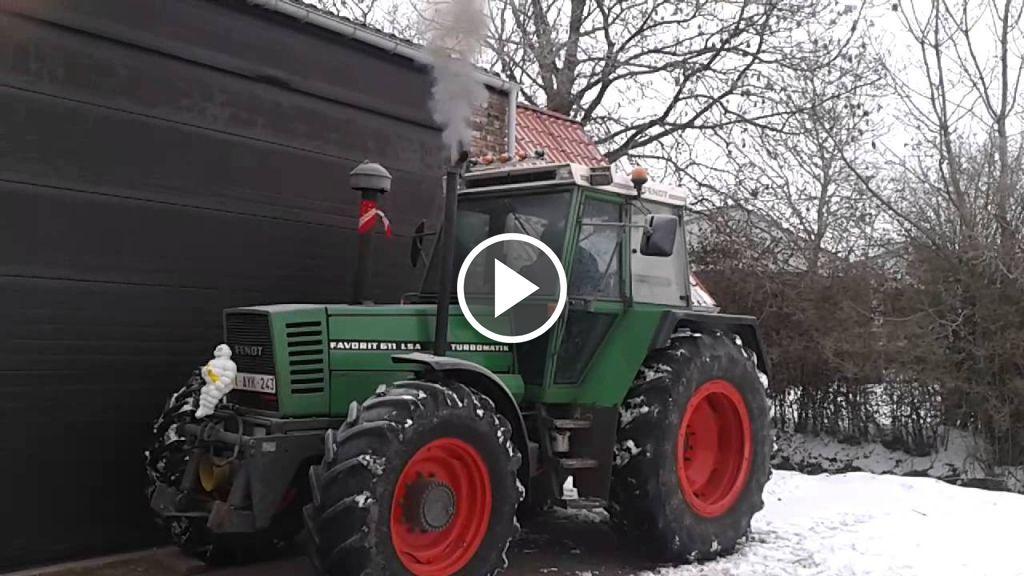 Video Fendt 611
