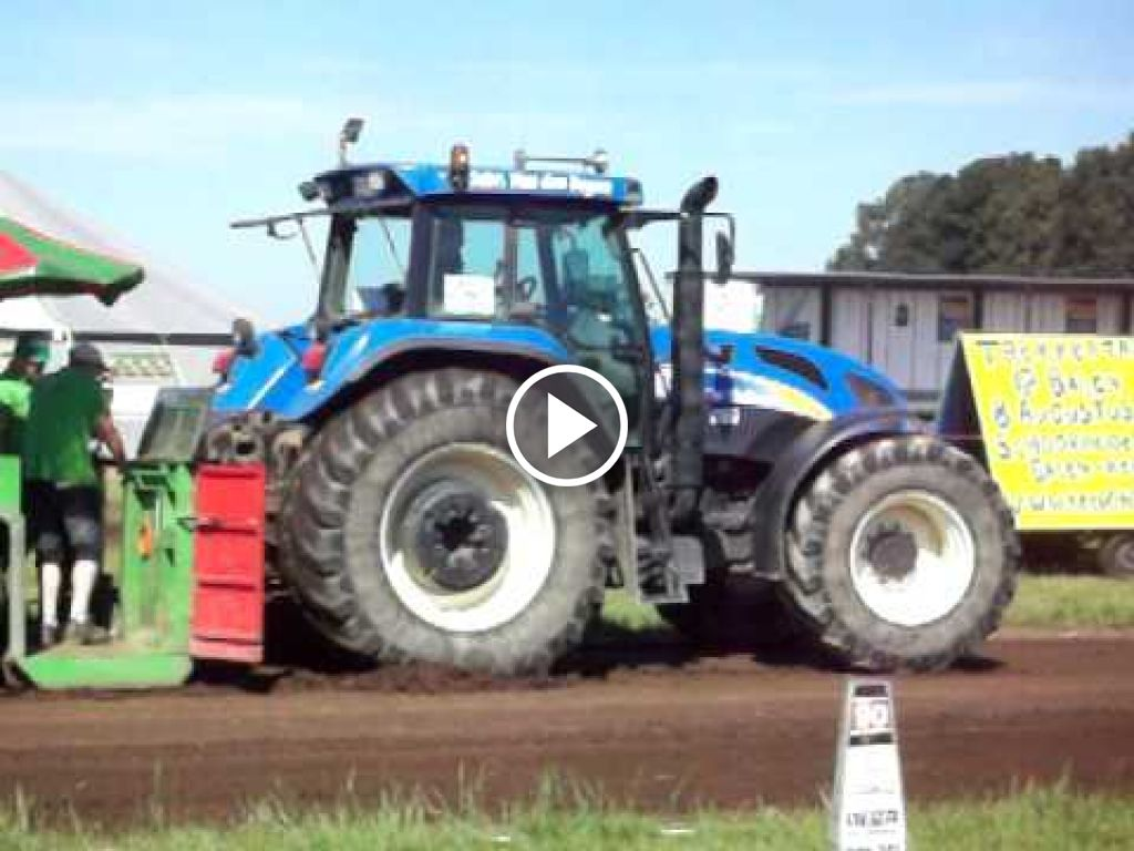Video New Holland TVT 190
