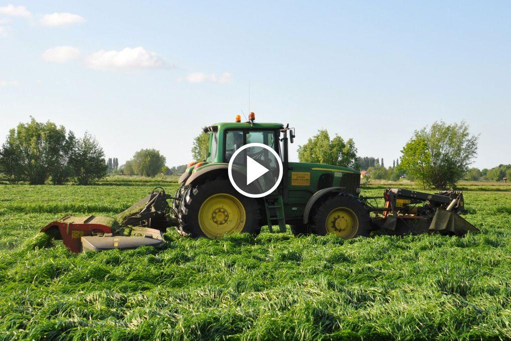Wideo John Deere 6920 S