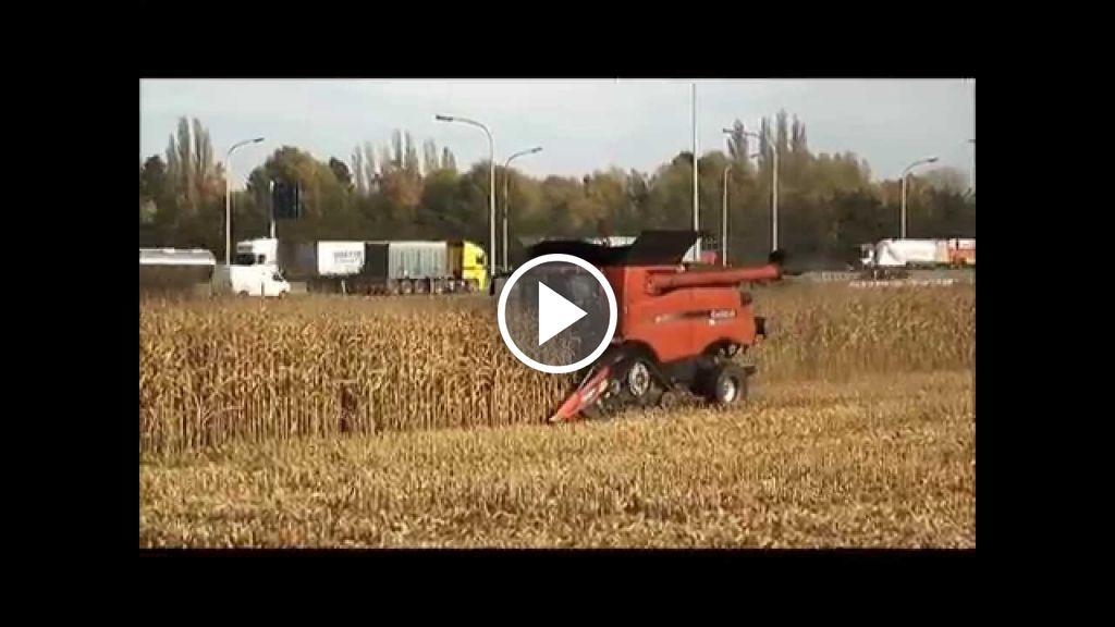 Video Case IH Axial Flow 8240