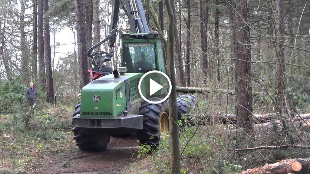 Video John Deere 1470B