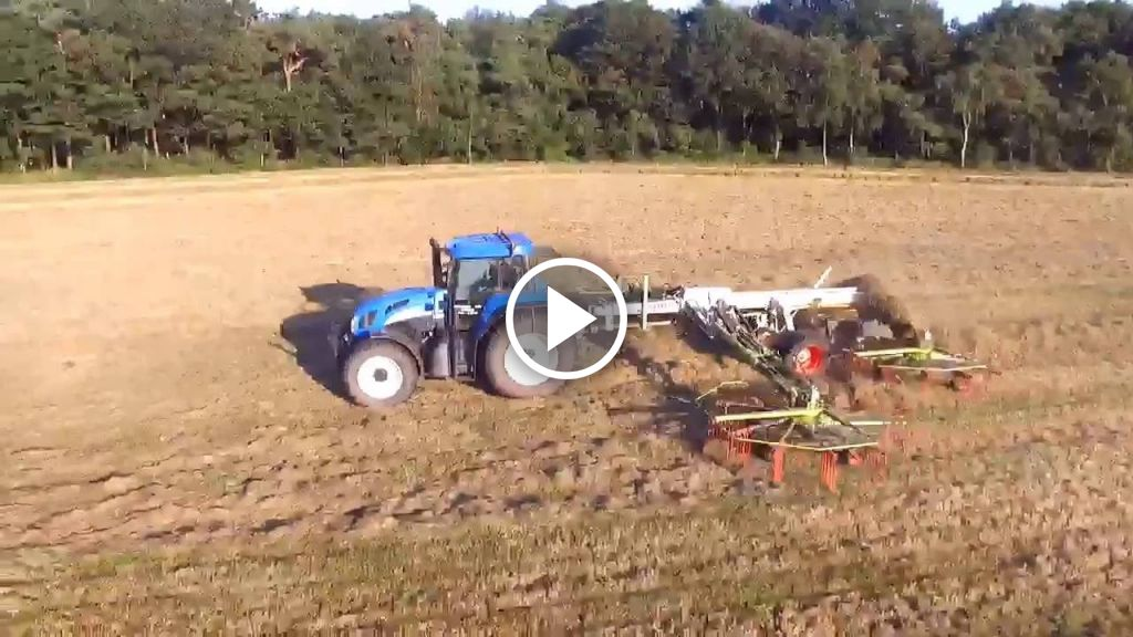 Video New Holland T 7530