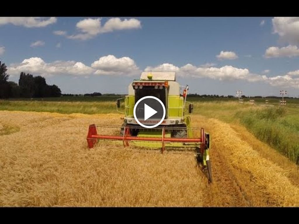 Video Claas Dominator