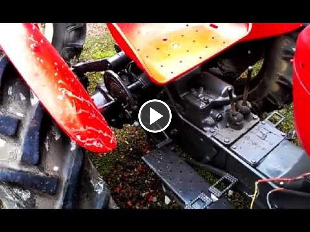 Vidéo Massey Ferguson 30