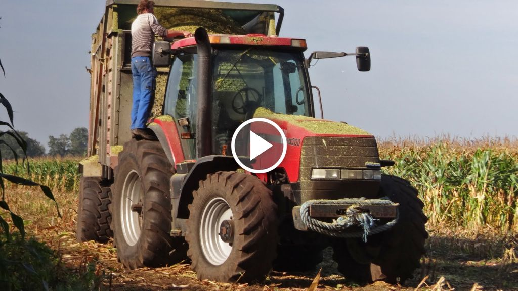 Wideo Case IH MX 200 Magnum
