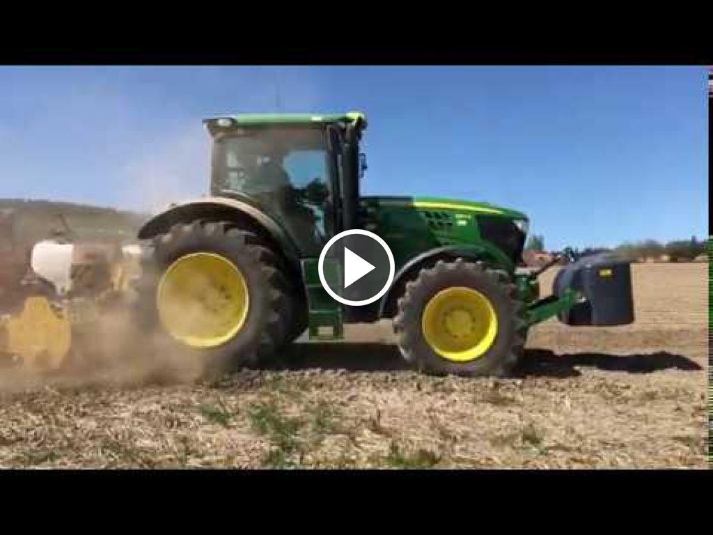 Videó John Deere 6150R
