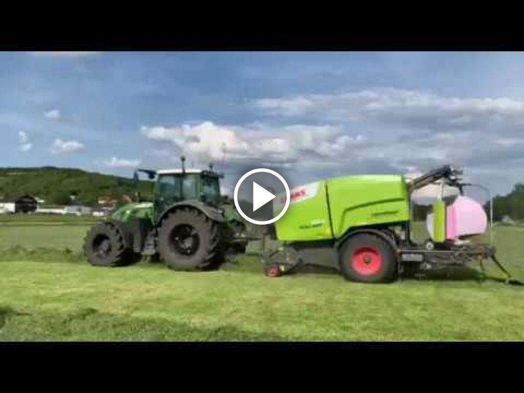 Video Fendt 724