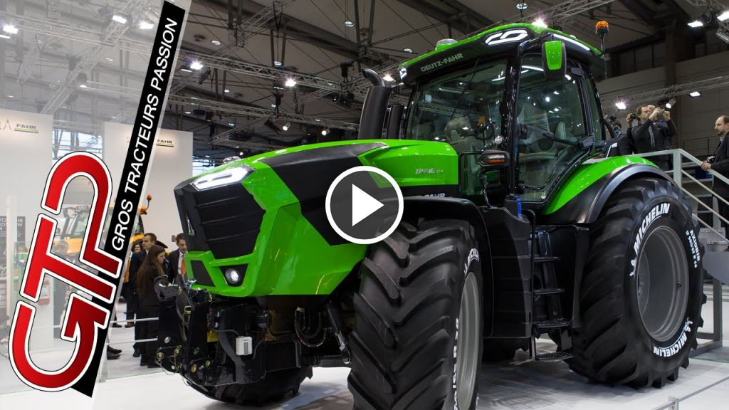 Video Deutz-Fahr 11440 TTV