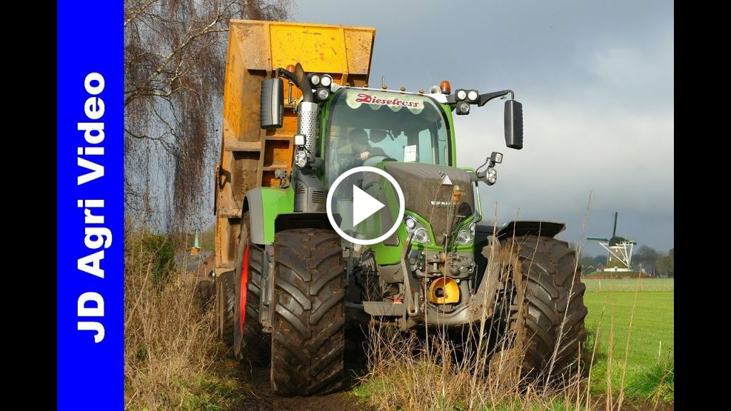 Video Fendt 714