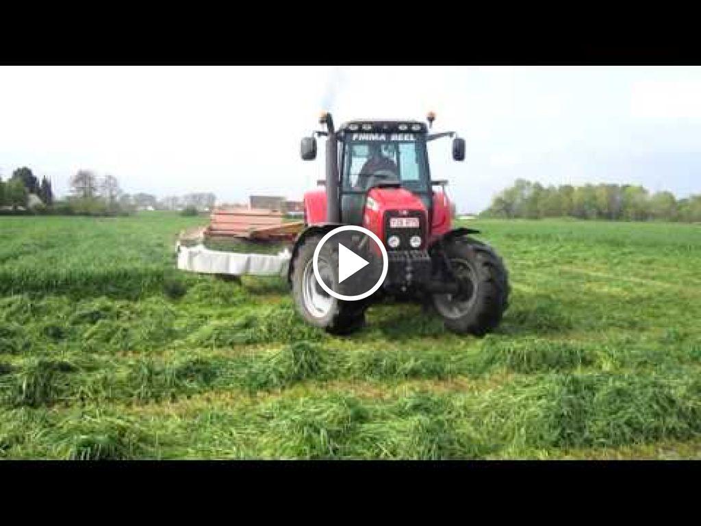Vidéo Massey Ferguson 6465 Dynashift