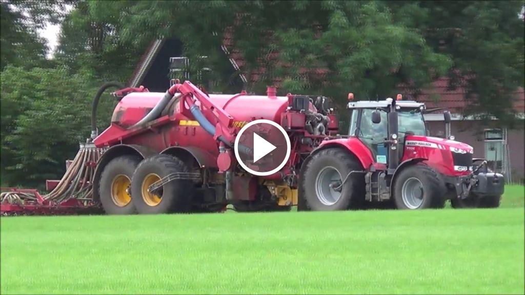 Vidéo Massey Ferguson 7726