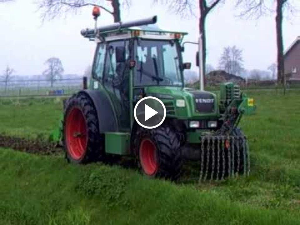Wideo Fendt 207