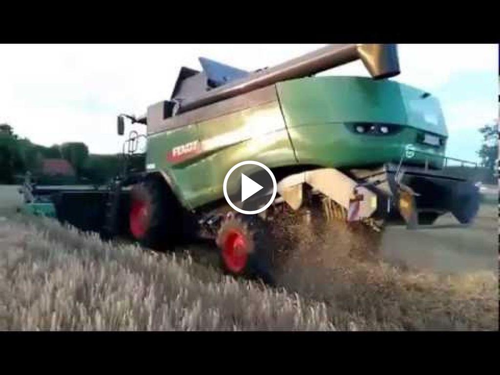 Wideo Fendt 6335 C