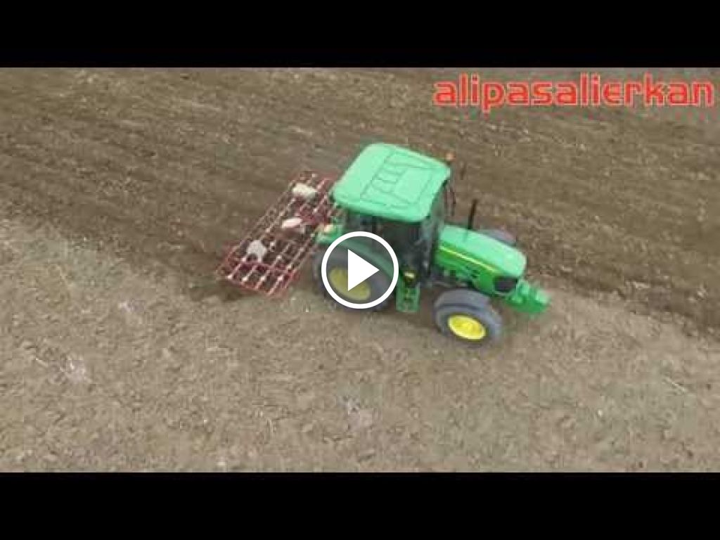 Wideo John Deere 5000 serie