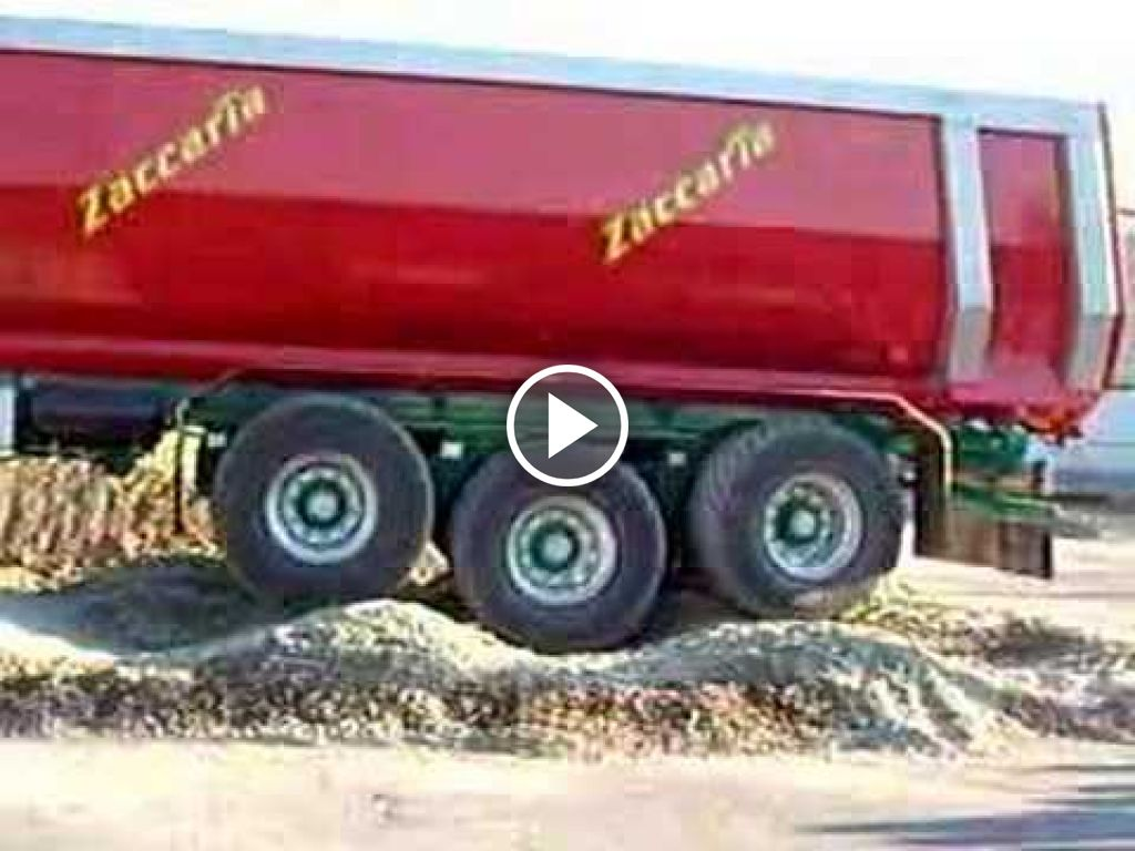 Video New Holland T 7500